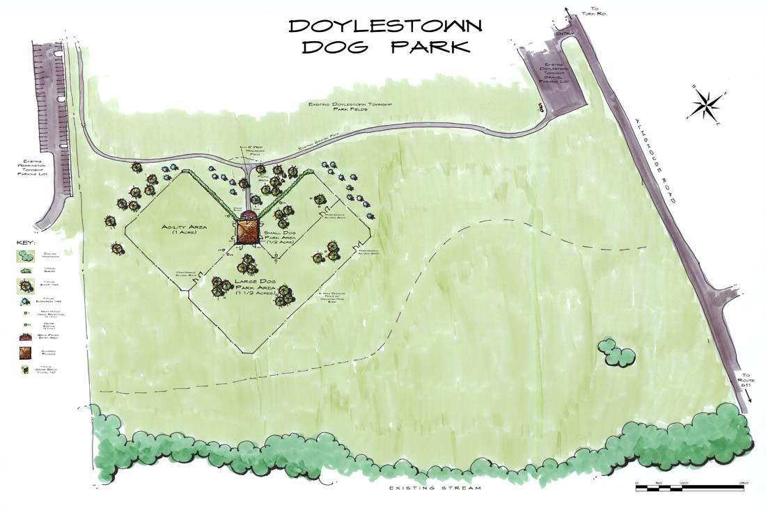Doylestown Dog Park Registration
