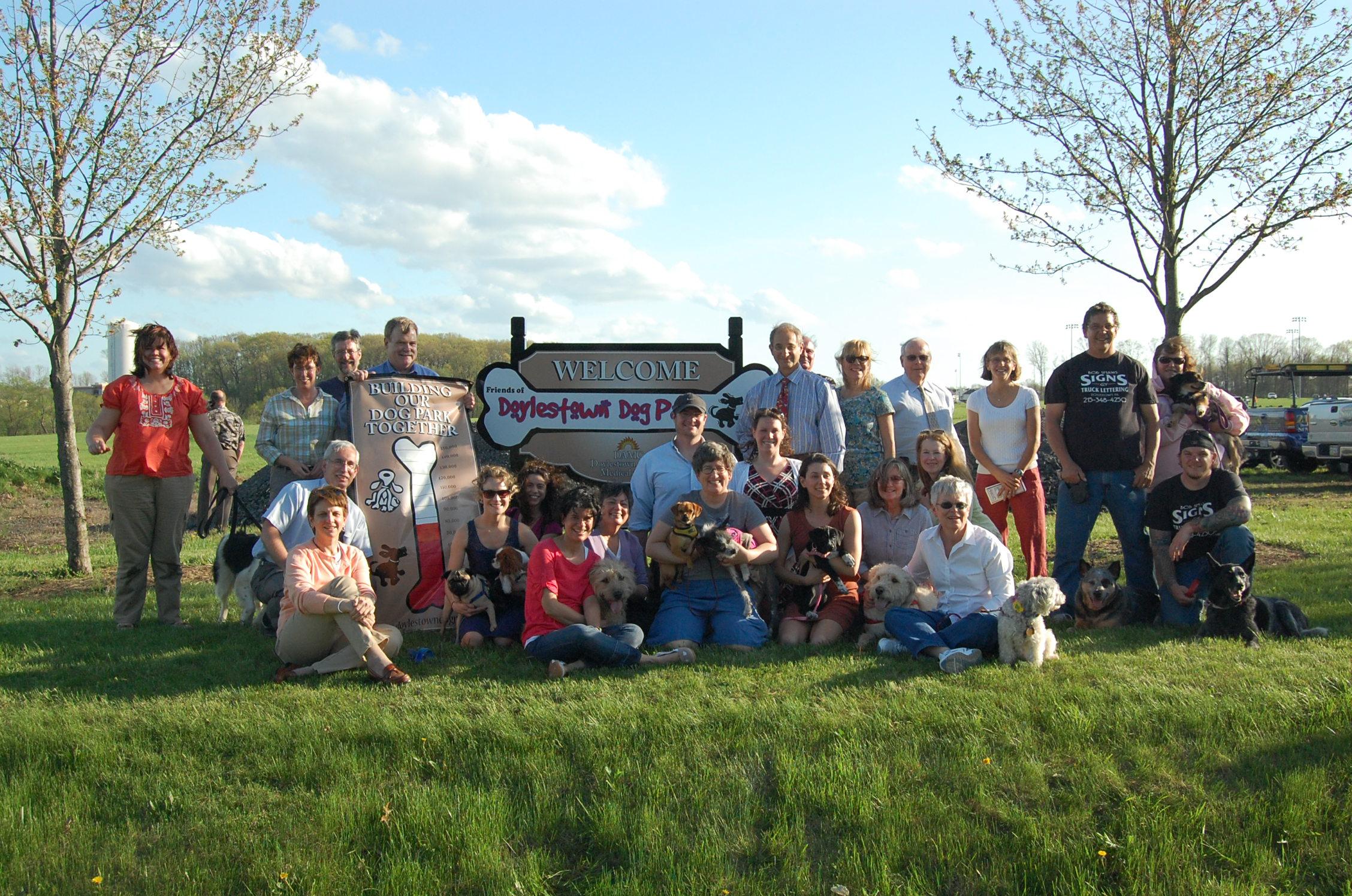 Doylestown Dog Parks